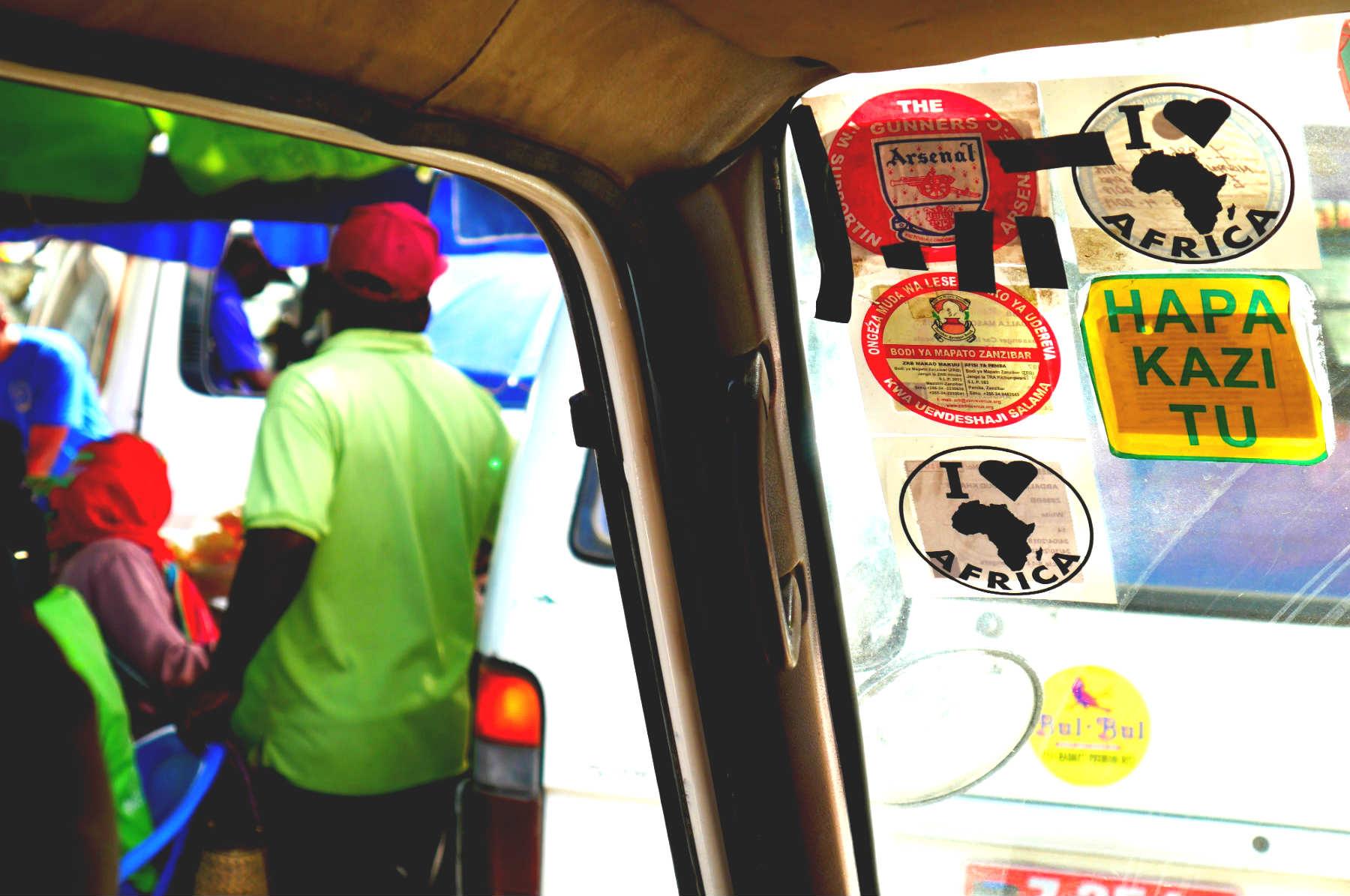 How To Get Around Tanzania